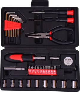 Taparia Professional tool kit Hand Tool Kit Price in India - Buy