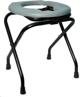 Life Line Services Delux Commode Chair