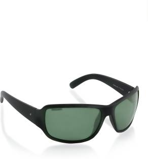 0ba1a0195b Buy Lee topper Round Sunglasses Green For Men Online   Best Prices ...
