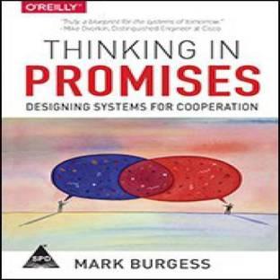 Thinking In Promises Buy Thinking In Promises By Mark Burgess At Low Price In India Flipkart Com