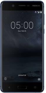 Nokia 5 (Tempered Blue, 16 GB)