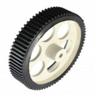 TechWiz Robot Wheel, 100mm Dia x 20mm Wide Automotive Electronic Hobby Kit