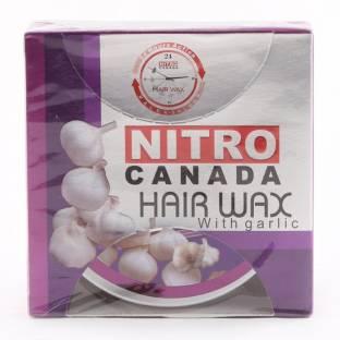 NITRO CANADA HAIR WAX WITH GARLIC Hair Styler - Price in India, Buy
