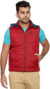 33d479f3bf428e Duke Sleeveless Solid Men Jacket - Buy Duke Sleeveless Solid Men ...
