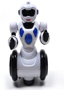 ElectroBot DANCING ROBOT TOY with brights beats, dance