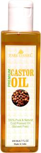 PARK DANIEL Cold pressed Castor Oil -100 % Pure and Natural(200 ml) Hair Oil