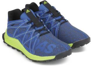 ADIDAS Boys & Girls Velcro Running Shoes