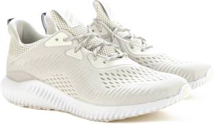 84e8f9c23ae8 ADIDAS ALPHABOUNCE EM M Running Shoes For Men - Buy CWHITE FTWWHT ...