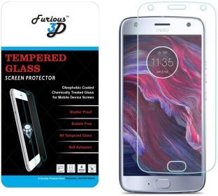 Furious3D Tempered Glass Guard For Motorola Moto X4