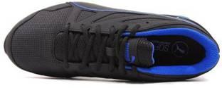 5c682142ea7687 Puma Tazon 6 FM Running Shoes For Men - Buy Puma Black-Toreador ...