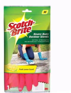 Scotch-Brite Heavy Duty Outdoor Wet and Dry Glove