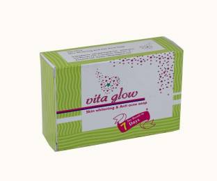 vita glow whitening soap for skin fairness