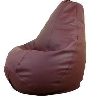 Gabbroo XL GBBBRN Bean Bag With Filling