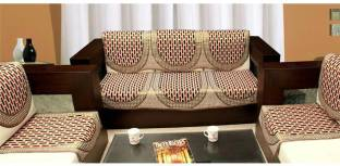Shopaholic Cotton Sofa Cover
