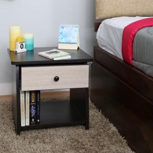 valtos engineered wood bedside table