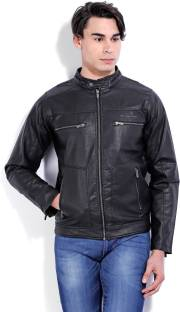 Pepe Jeans Full Sleeve Solid Men's Casual Jacket