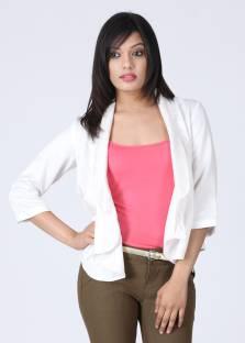 Elle Solid Women's Jacket