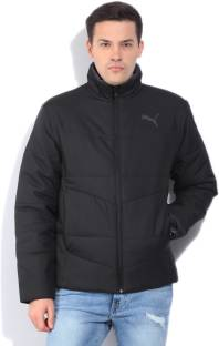 Puma Full Sleeve Solid Men's Quilted Jacket