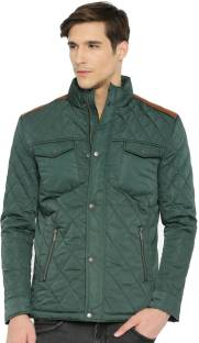 Mast & Harbour Full Sleeve Solid Men's Jacket