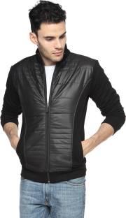 Campus Sutra Full Sleeve Printed Men's Jacket