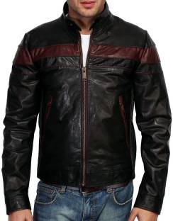 more photos 1a7cb a972c C Comfort Full Sleeve Solid Men s Jacket