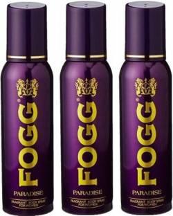 FOGG Paradise Deodorant Spray  -  For Women