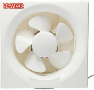 "Sameer Fresh Air 250mm(10"") 250 mm 5 Blade Exhaust Fan"