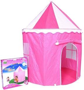 Playhood Queen Castle Tent  sc 1 st  Flipkart & Tabu Barbie Play Tent House - Barbie Play Tent House . shop for ...