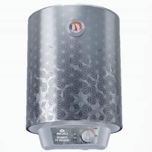 BAJAJ 25 L Storage Water Geyser (Shakti PC Dlx, Grey)