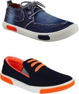 SCATCHITE Rock-White Sneakers For Men