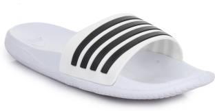 97bd963f6 REEBOK CLASSIC SLIDE Slides - Buy RPT-WHITE BLACK Color REEBOK ...
