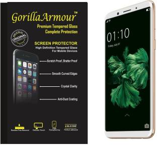 Gorilla Armour Tempered Glass Guard for Oppo F5