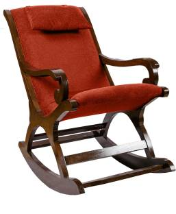 Surprise Interiors Orangerock Solid Wood 1 Seater Rocking Chairs