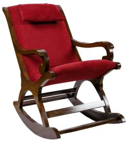 Surprise Interiors Redrock Solid Wood  Seater Rocking Chairs