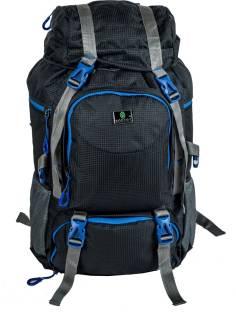 Kouzi Tracking Bag Travelling Bag Hiking Backpack Rucksack(Black ... a3c5ef22179f7