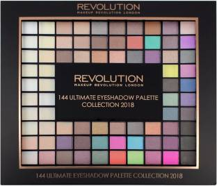 Makeup Revolution Ultimate 144 Eyeshadow Palette 116 g