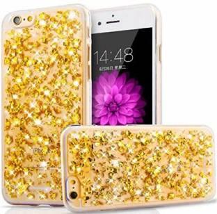 meet 45ae2 8586b Cubern Back Cover for 6 plus 3D Glitter Bling Star Waterfall Novelty ...