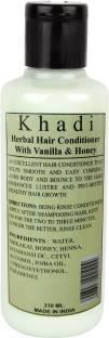 Khadi Herbal Vanila & Honey Hair Conditioner