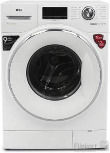 IFB 7.5 kg 5 Star Fully Automatic Front Load with In-built Heater White