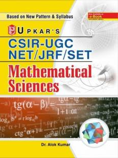 UGC-CSIR JRF/NET Mathematical Sciences: Buy UGC-CSIR JRF/NET