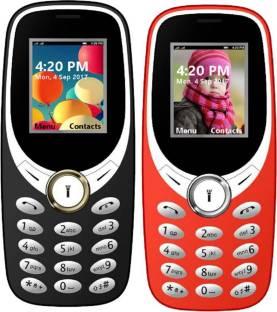 I Kall K31 Pack of Two Mobile