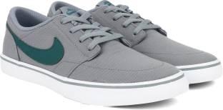 Nike SB PORTMORE II SOLAR CNVS Sneakers For Men