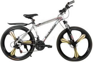 8bb3393b420 COM Rockefeller Mountain Bicycle With Aluminum Frame And 26'' Magnesium  Wheels