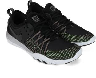 free shipping 34495 4a063 Nike WMNS NIKE FREE TR 7 MTLC Training   Gym Shoes For Men