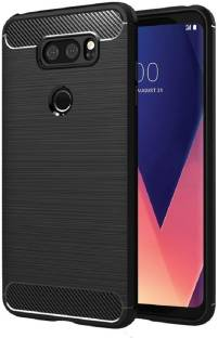 bd8a57c97bb 24 7 Zone Back Cover for LG V 30 Plus (Rubber Plain Case)