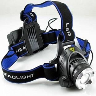 Kuvadiya Sales LED Flash/Head Torch/Atomic Waterproof Tough Grade Tactical Headlight Atomic LED Headla...