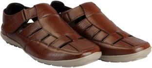 Bata Men Brown Sandals | Buy Bata Men