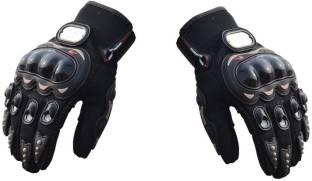 Auto Hub Pro Biker Riding Gloves