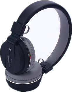 278187fc068 TECHNOCHITRA H-12 Wireless/ Bluetooth Headphone With Fm And Sd Card Slot  With Music