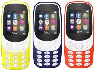 I Kall K3310 Combo of Three Mobiles